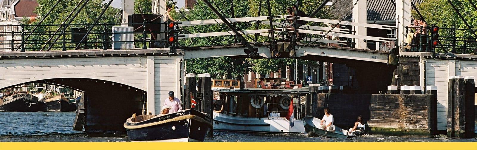 Amsterdamse vaargids